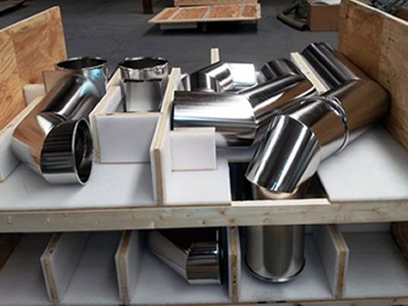 Stainless Steel Duct Nordfab Steel Ductwork